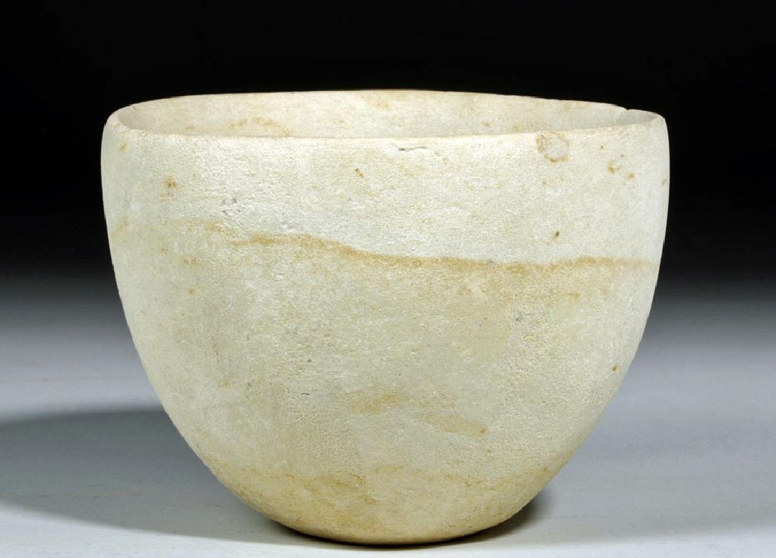Beautiful Bactrian Sandstone Bowl / Cup - 3