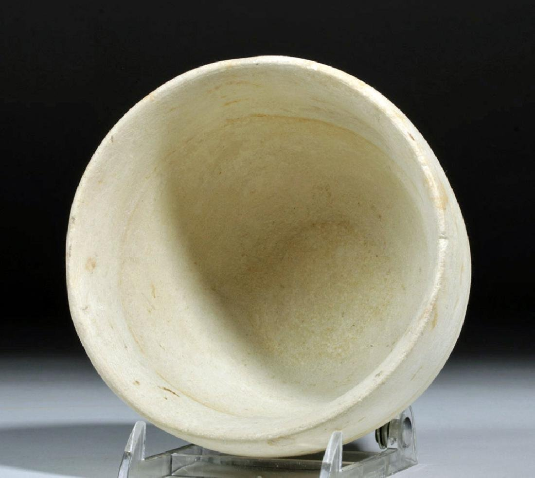 Beautiful Bactrian Sandstone Bowl / Cup - 5