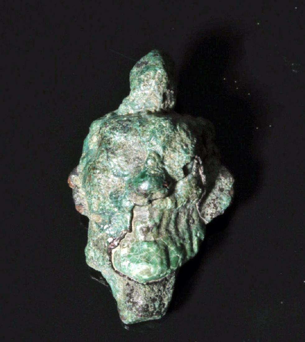 Neo Assyrian Bronze Pazuzu Amulet
