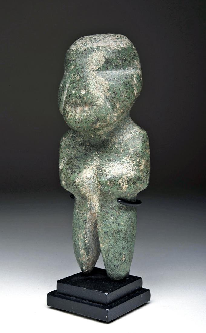 Mezcala Greenstone Figure, ex-Arnovick - 3