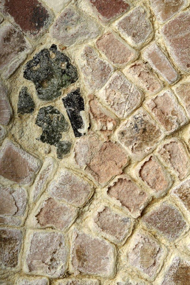 Roman Polychrome Mosaic - Bathhouse Scene - 8