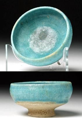 Islamic Nishapur Terracotta Glazed Cup