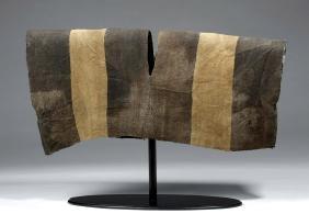 Inca Child's Striped Textile Tunic