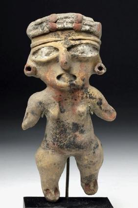 Large Tlatilco Pottery Pretty Lady