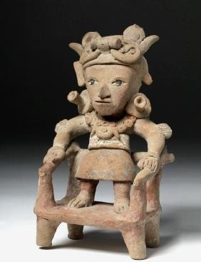 Veracruz Pottery Coast Watcher