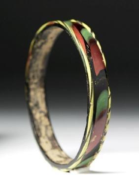 Egyptian / Byzantine Glass Bracelet - Gorgeous!