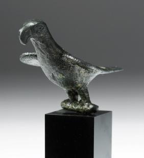 Roman Bronze Eagle Fitting