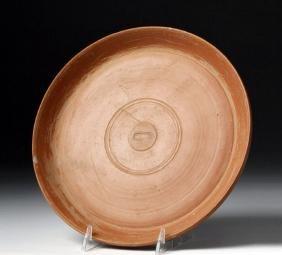Roman Redware Pottery Plate - Sabine