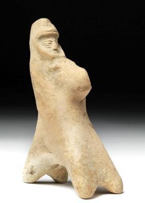 Syro-Hittite Terracotta Horse & Rider