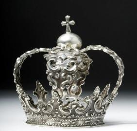 Bolivian Silver Crown - Ex Historia