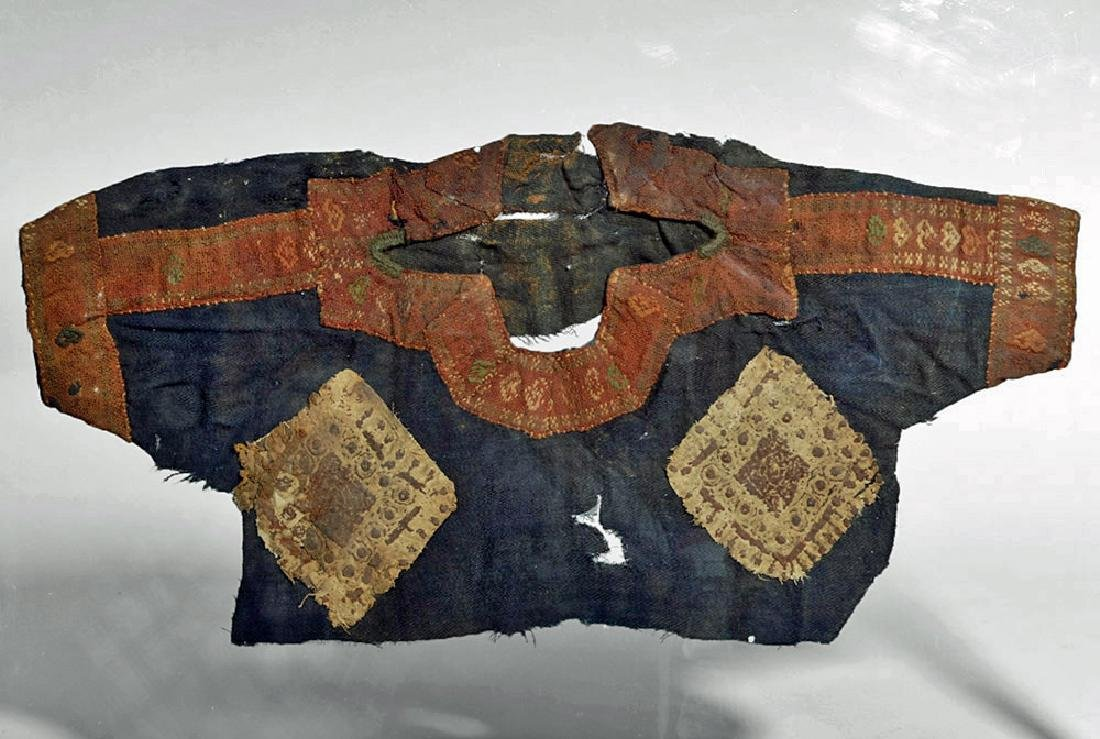Published Egyptian Coptic Child's Tunic - Rare!