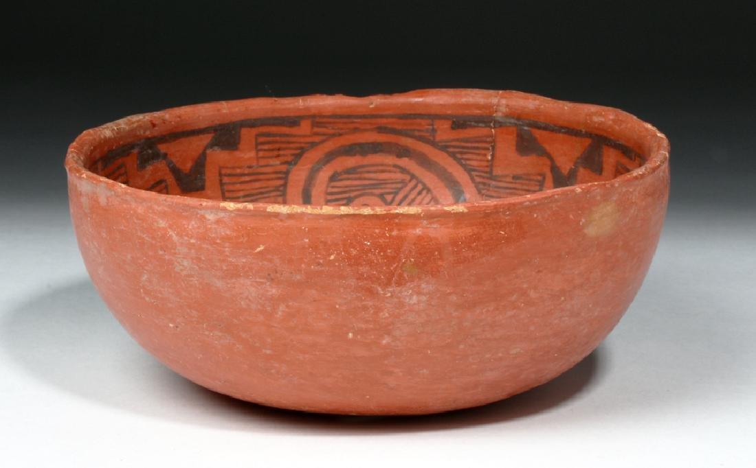 Anasazi Pottery Wingate Bowl - 2