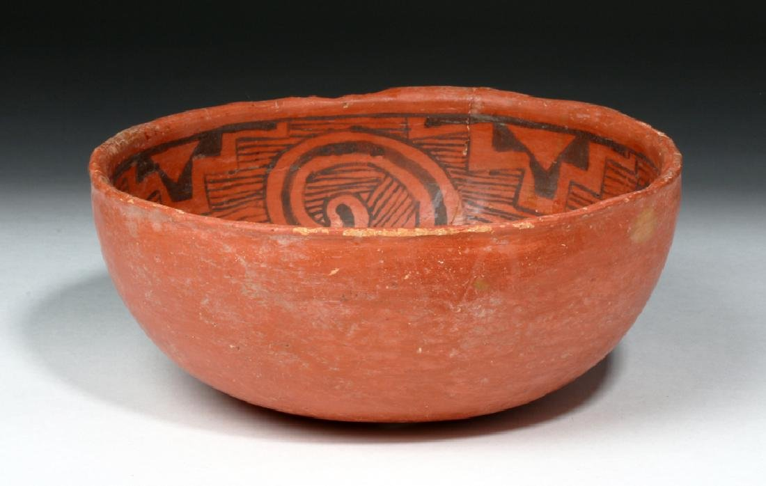 Anasazi Pottery Wingate Bowl - 3