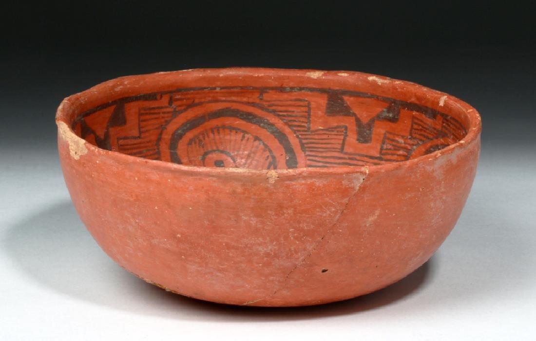 Anasazi Pottery Wingate Bowl - 4