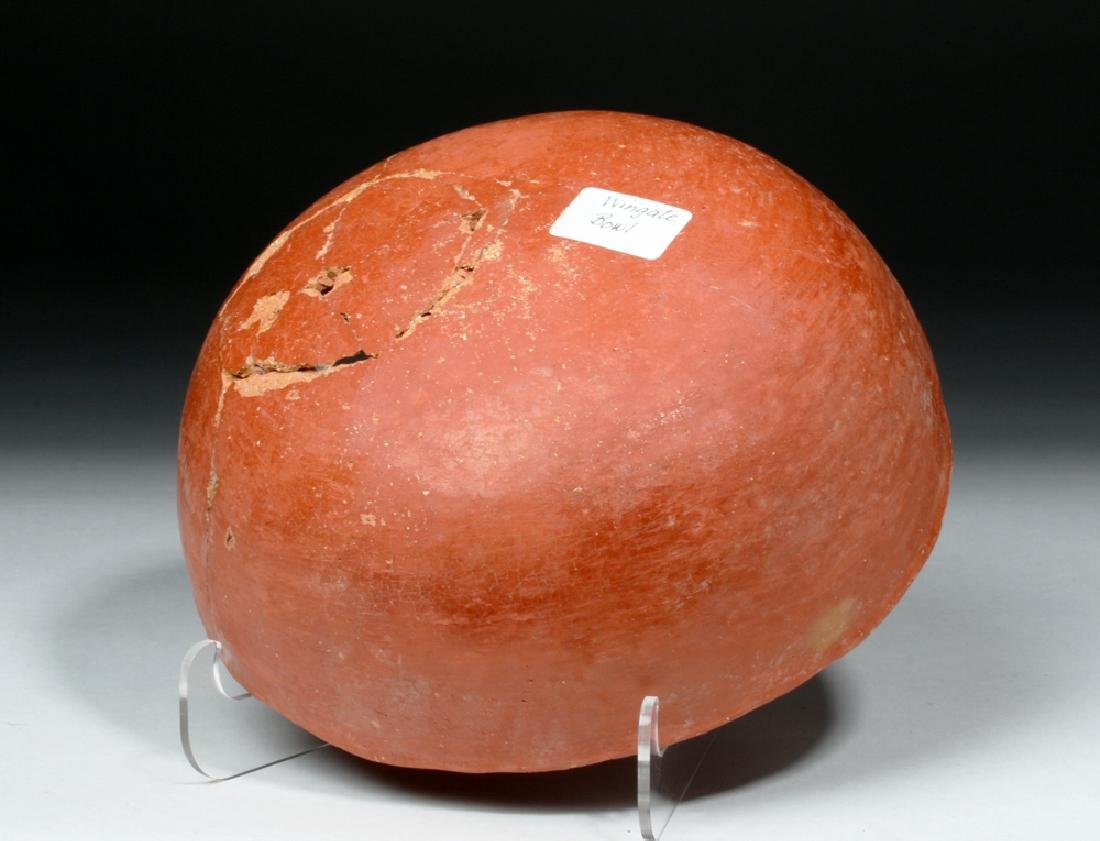 Anasazi Pottery Wingate Bowl - 6