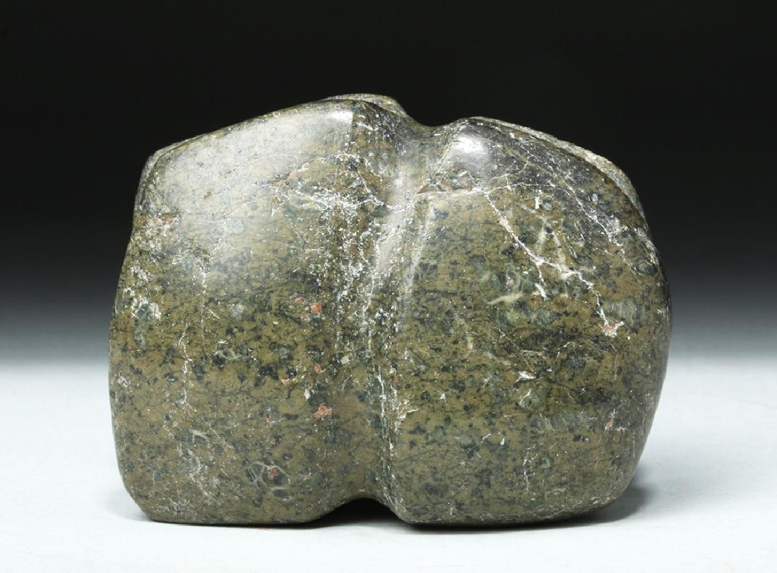 Pre-Columbian Stone Ceremonial Mace Head - 2