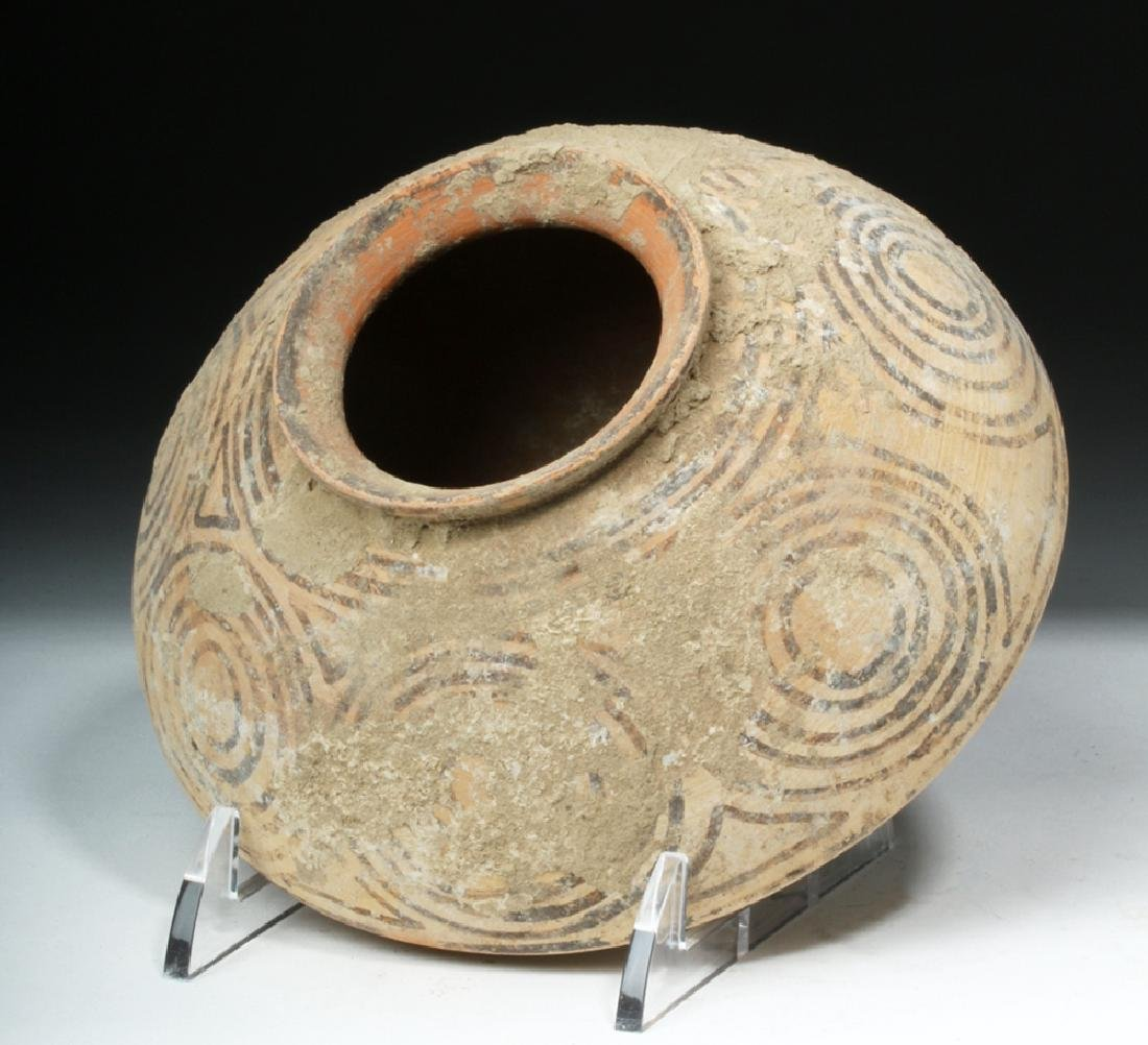 Harappa Geometric Pottery Jar - 5