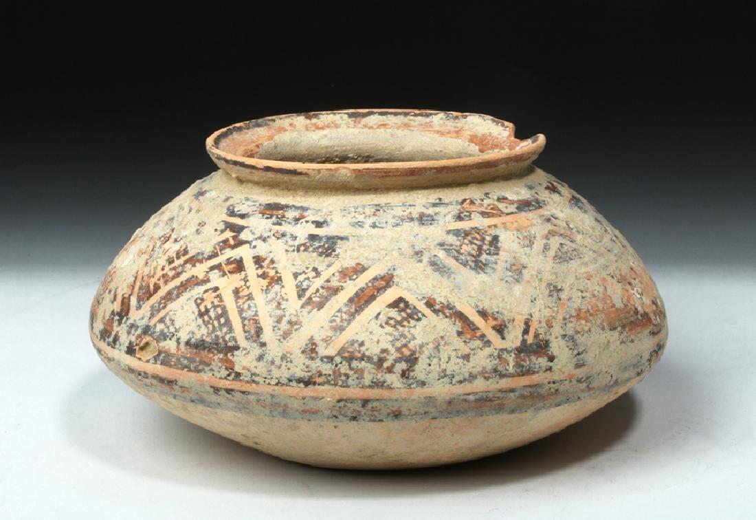 Harappa Geometric Pottery Bowl