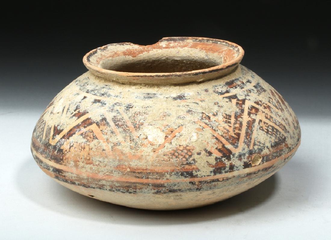 Harappa Geometric Pottery Bowl - 2