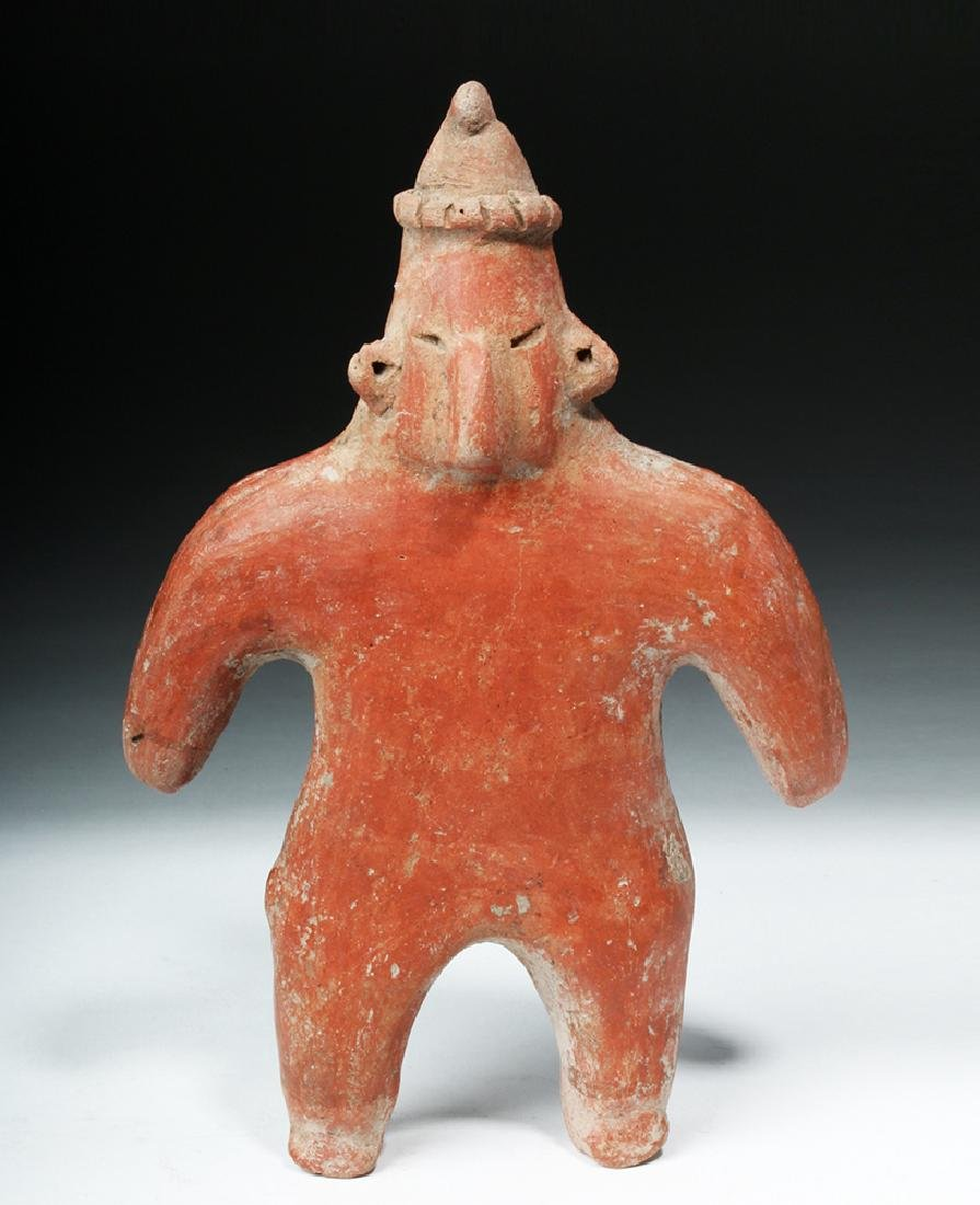 "Colima ""Ginger-Bread"" Pottery Figure - 2"