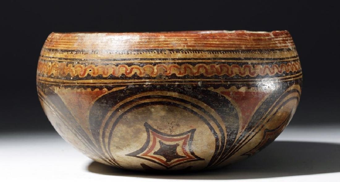 Beautiful Nayarit Polychrome Bowl