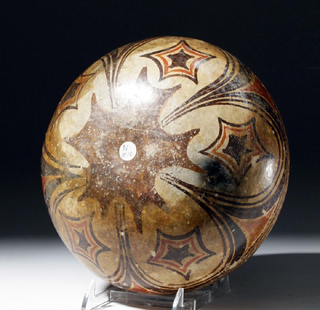 Beautiful Nayarit Polychrome Bowl - 2