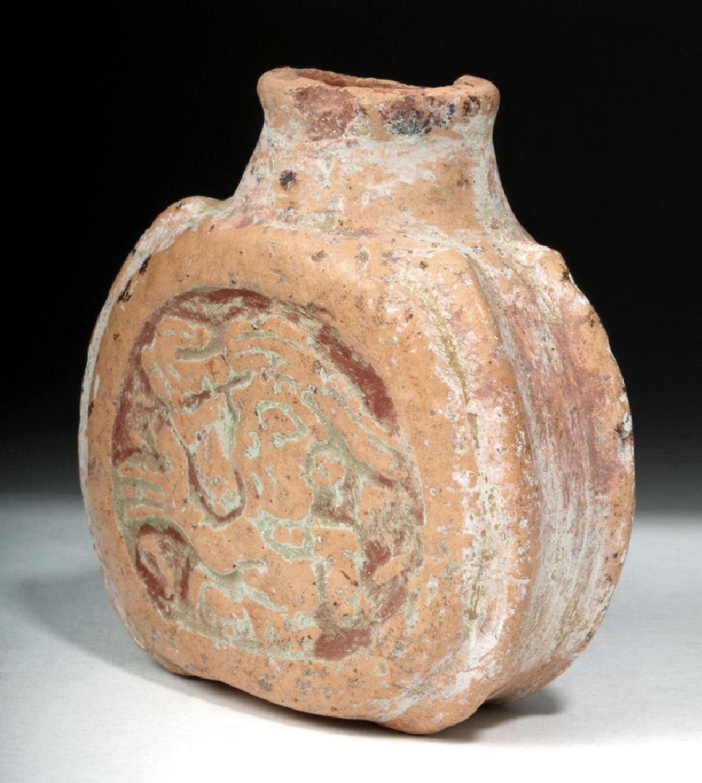 Mayan Pottery Poison Jar - Scribes - 6