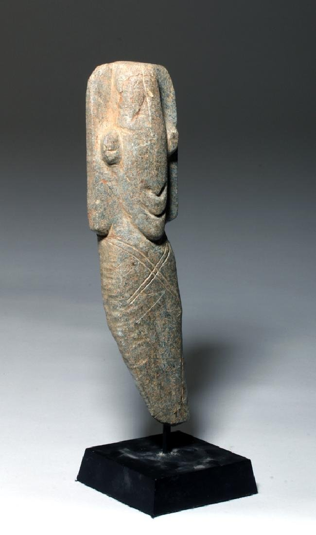 Ancient African Bura Stone Funerary Marker - 2