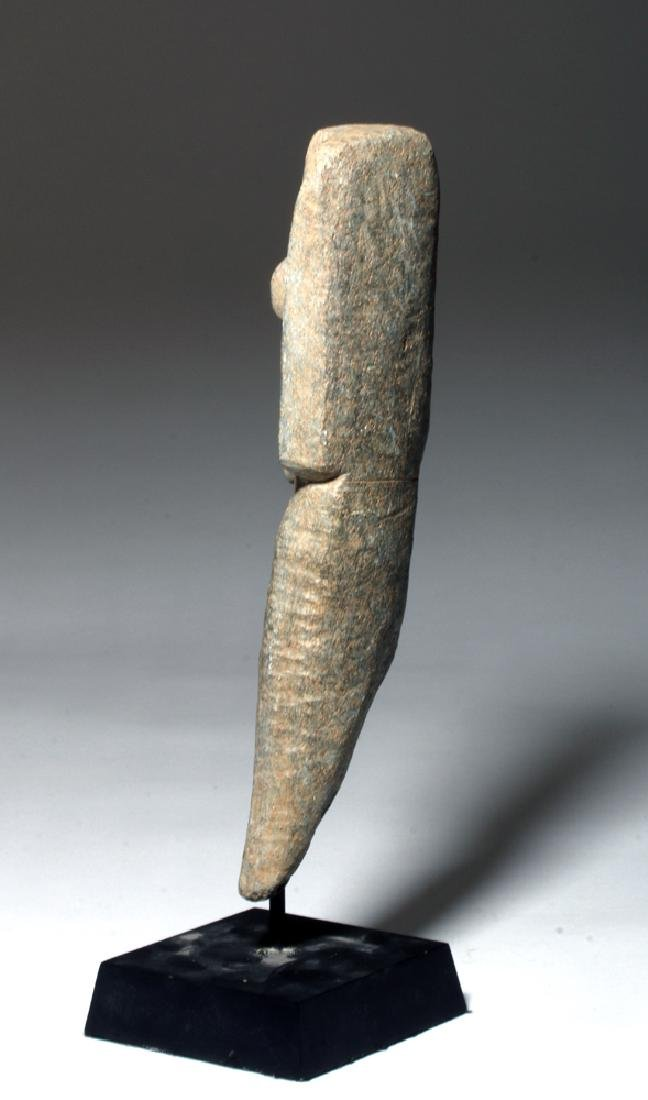 Ancient African Bura Stone Funerary Marker - 4