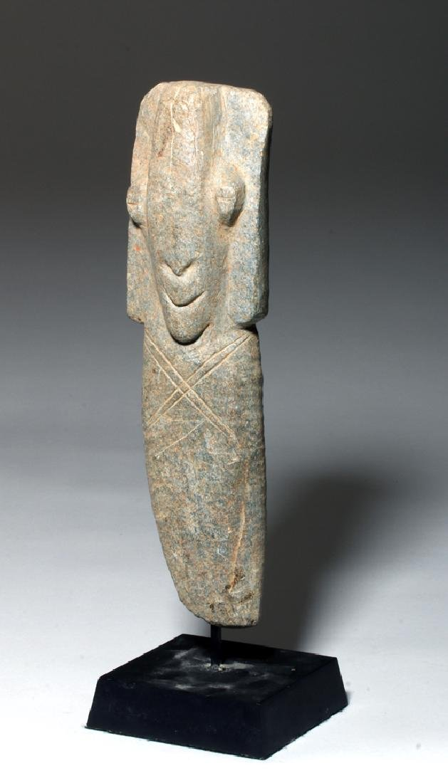 Ancient African Bura Stone Funerary Marker - 5