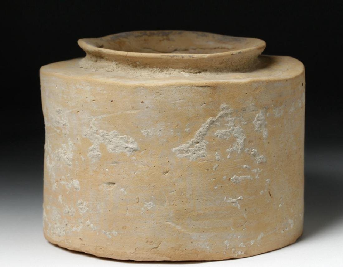 Indus Valley Pottery Pyxis - 2
