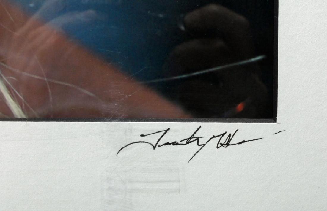 """Iggy Pop"" by Tim Hiatt, signed by Artist - 3"