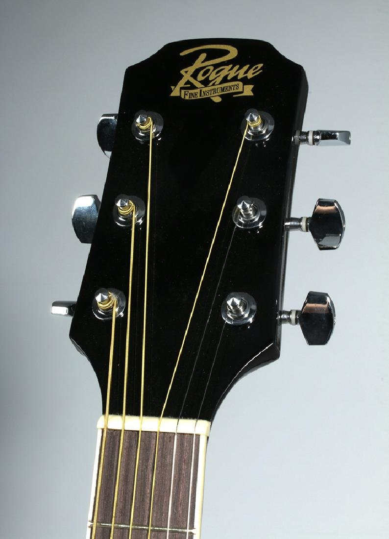 Rogue Guitar Signed by Justin Timberlake - 3
