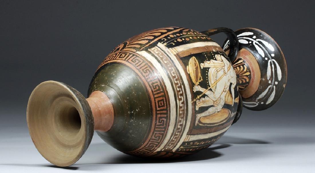 Greek Apulian Red-Figure Amphora, Baltimore Painter - 10