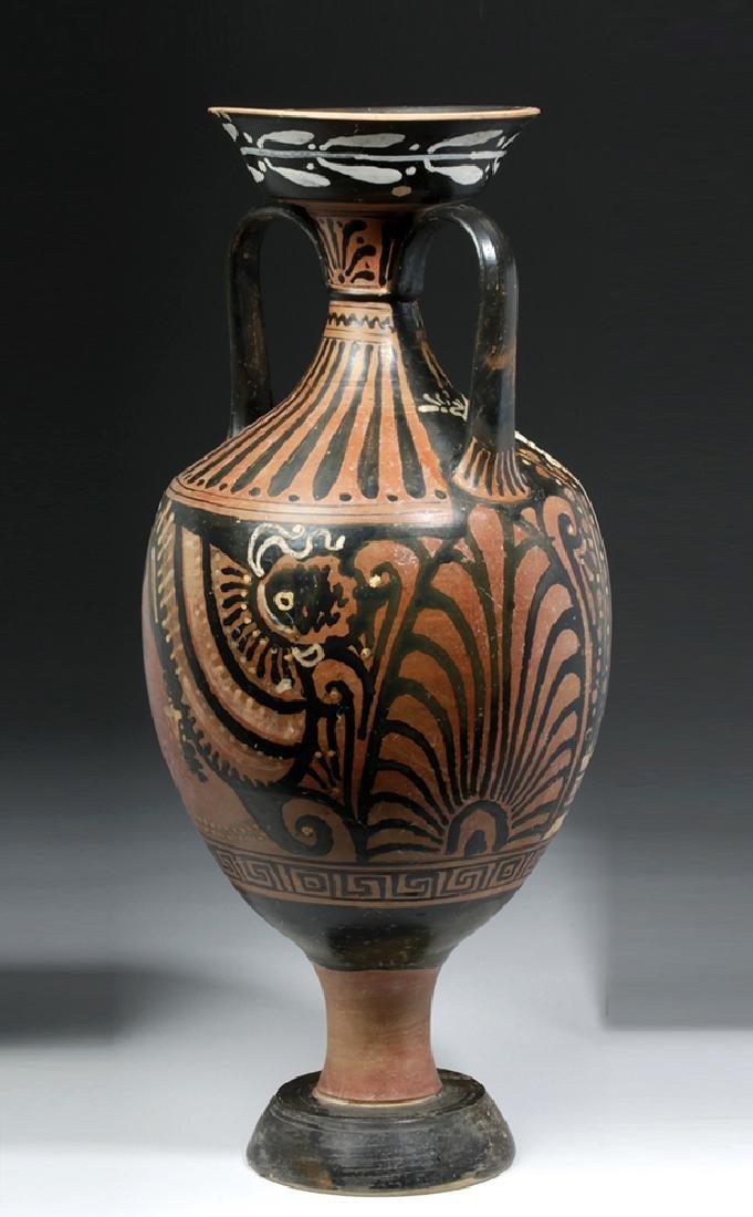Greek Apulian Red-Figure Amphora, Baltimore Painter - 5
