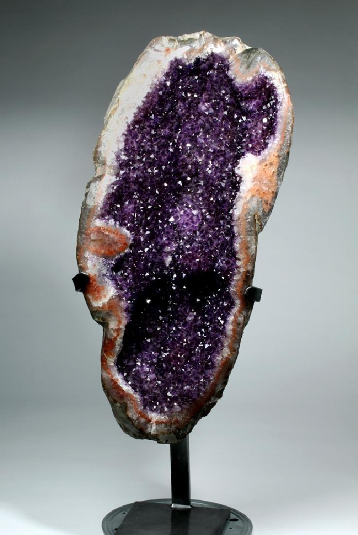 Huge Uruguay Gorgeous Amethyst Geode, 97.4 lbs