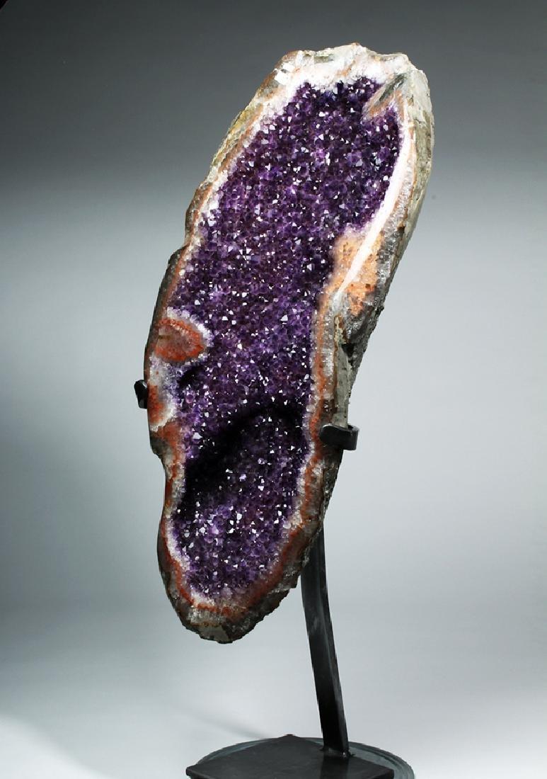 Huge Uruguay Gorgeous Amethyst Geode, 97.4 lbs - 3