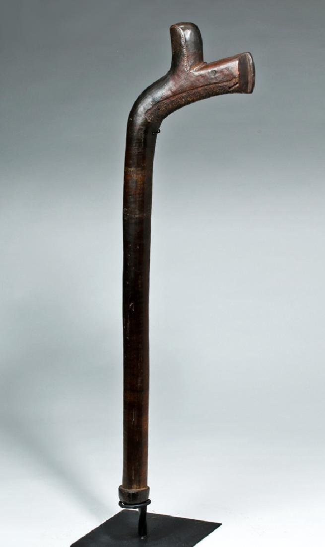 19th C. Fiji Islands Wooden Kiakava War Club - 2