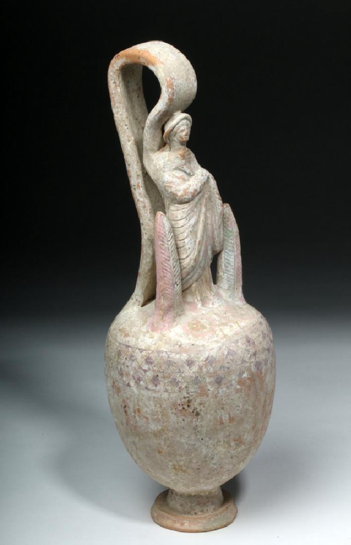 Lovely Canosan False Amphora w/ Original Pigment