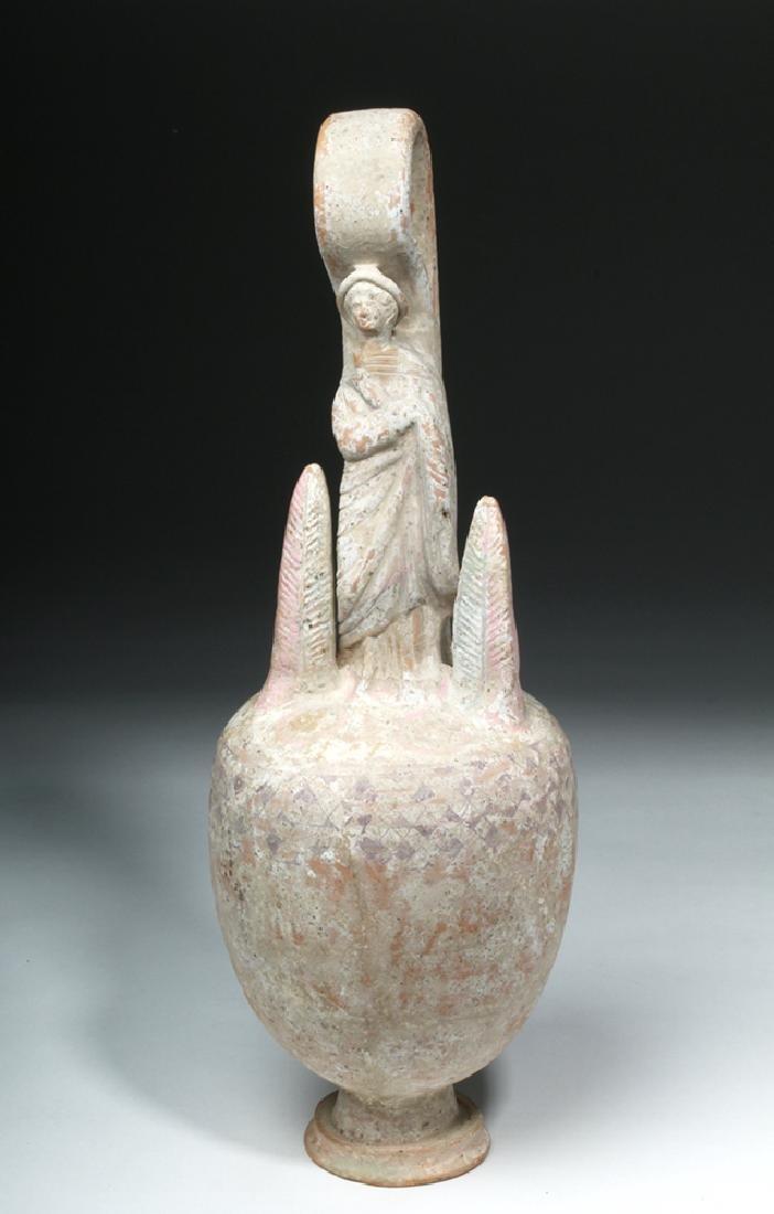 Lovely Canosan False Amphora w/ Original Pigment - 2