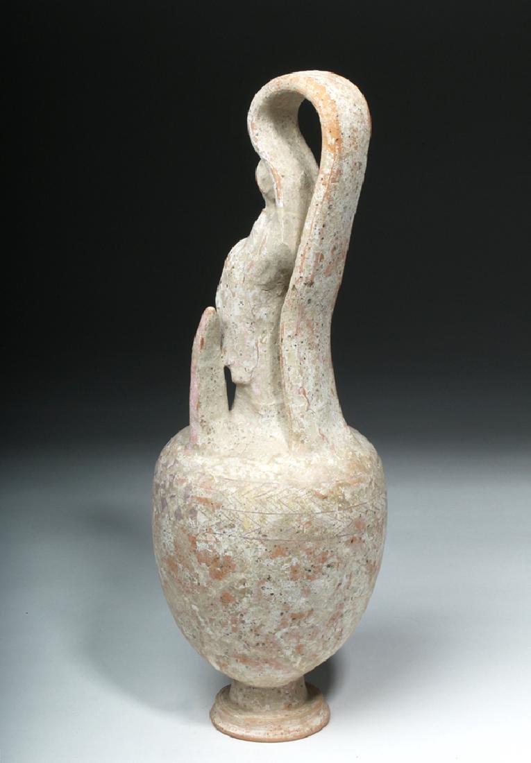 Lovely Canosan False Amphora w/ Original Pigment - 4