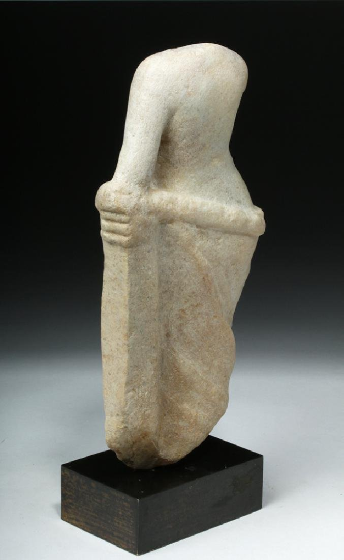 Hellenistic Greek Marble Statue of Aphrodite - 3