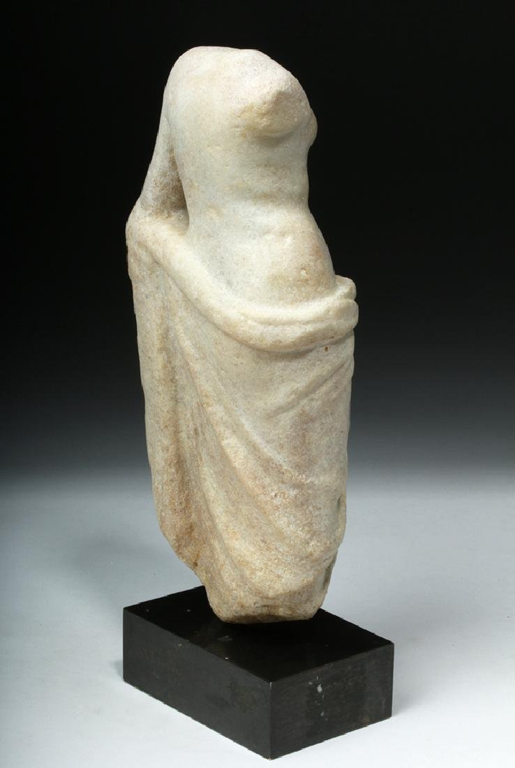 Hellenistic Greek Marble Statue of Aphrodite - 4