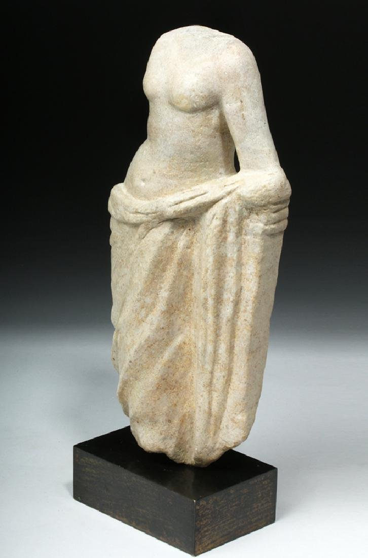 Hellenistic Greek Marble Statue of Aphrodite - 5