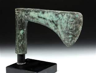 Luristan Bronze Axe exRoyal Athena
