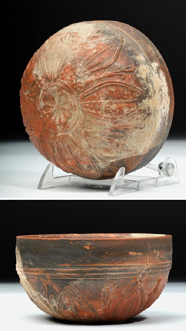 Hellenistic Greek Megarian Bowl