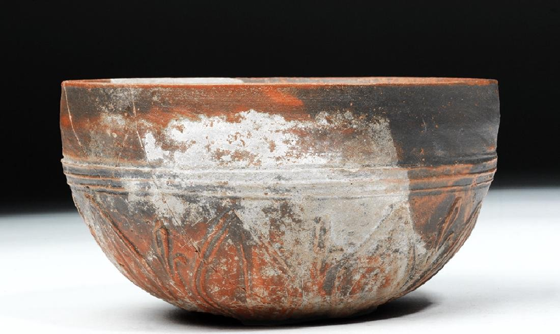 Hellenistic Greek Megarian Bowl - 4