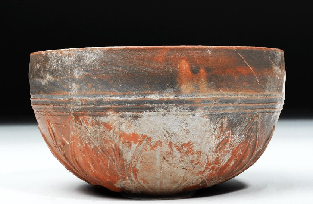 Hellenistic Greek Megarian Bowl - 5