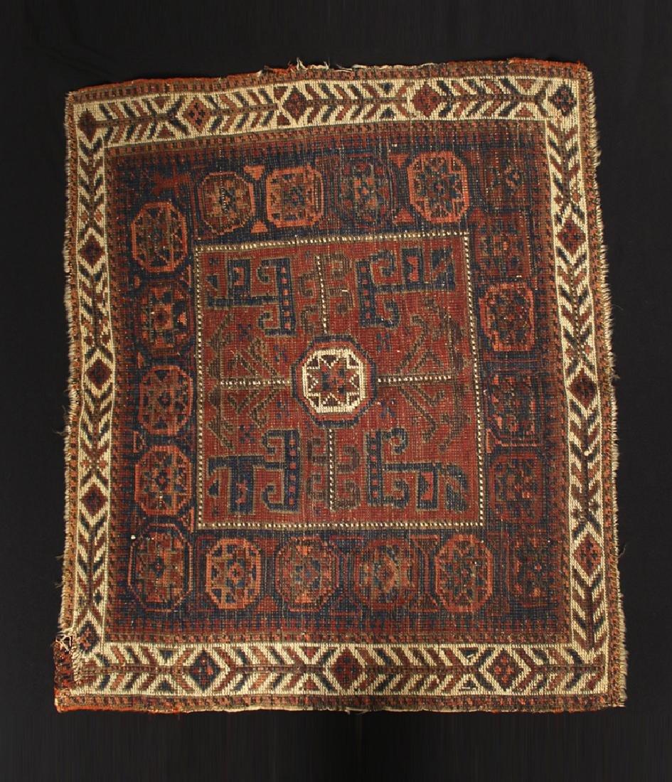 Antique 19th C. Persian Beluch Carpet - Ex-Historia - 2
