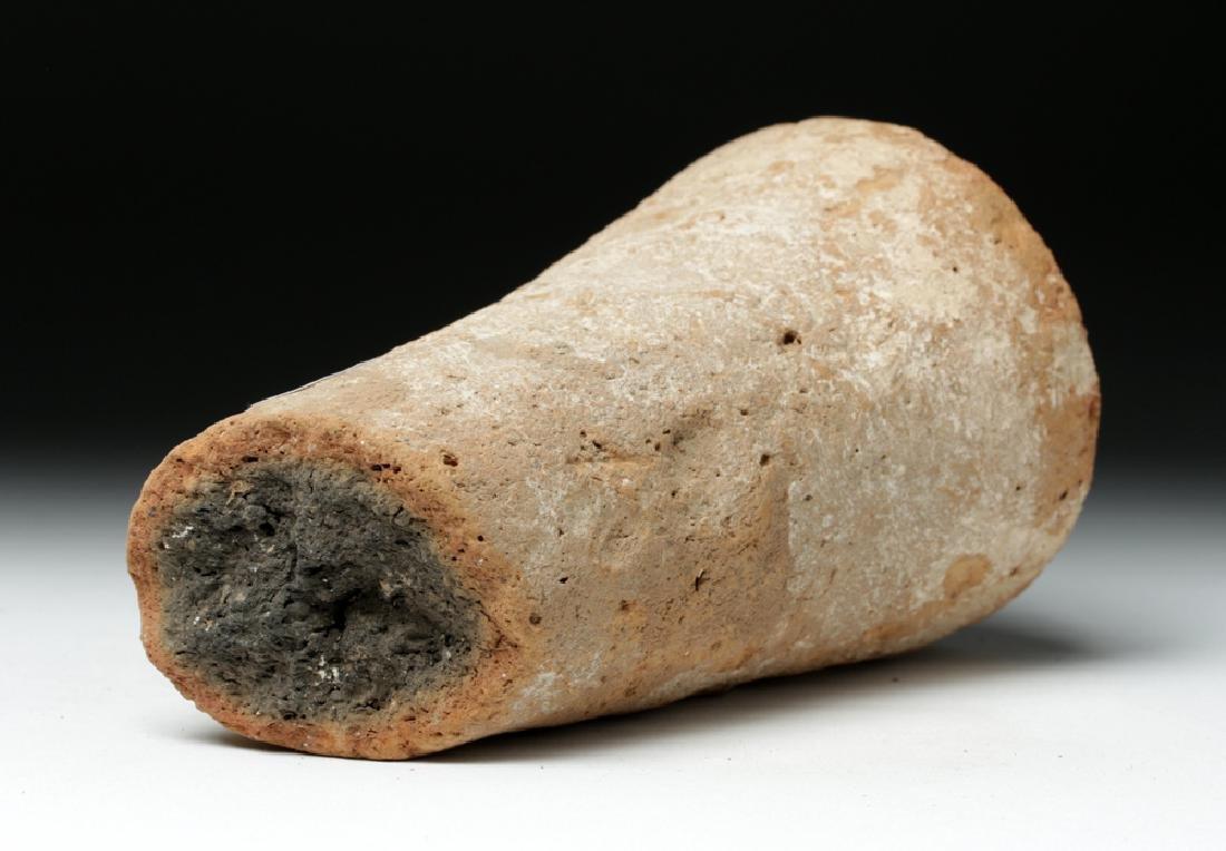 Egyptian Terracotta Funerary Cone - Translated - 4